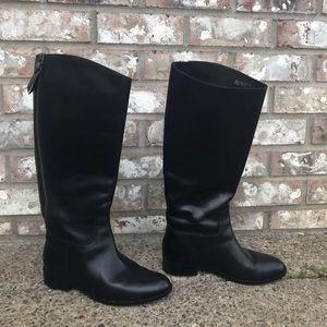 Cole Haan black boots